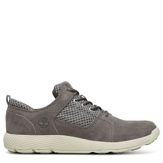 Junior Flyroam Oxford Shoe Slate Grey | Timberland