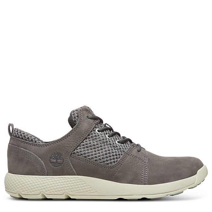 Flyroam Oxford Shoe Junior Gris ardoise-