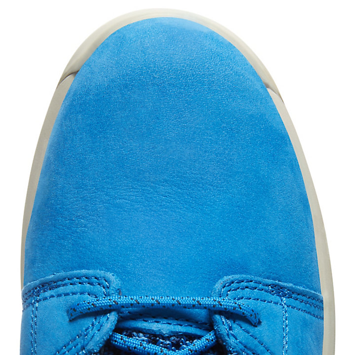 Junior Flyroam Oxford Shoe Bright Blue-