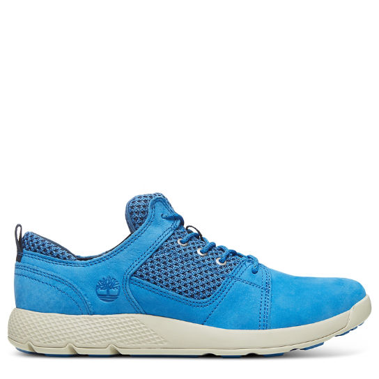 Flyroam Oxford Shoe para niño (de 35,5 a 40) Azul brillante | Timberland