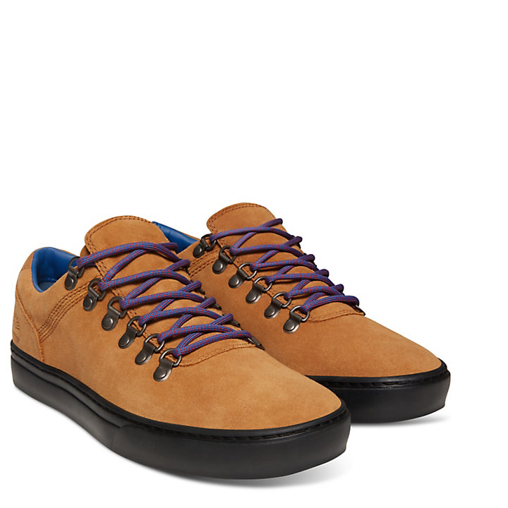 Adventure 2.0 Alpine Oxford-Herrenschuhe in Braun-