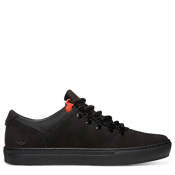 Nubuck Adventure 2.0 Alpine Oxford for Men in Black-