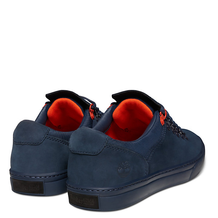 Nubuck Adventure 2.0 Alpine Oxford for Men in Navy-