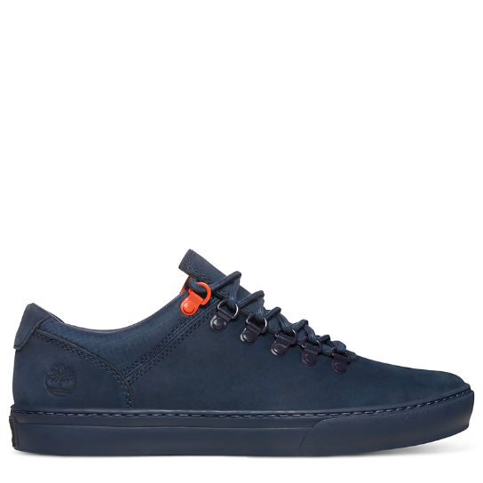 Nubuck Adventure 2.0 Alpine Oxford voor Heren in Marineblauw | Timberland