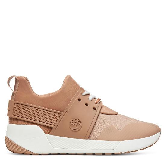 Sneaker Kiri Up Knit da Donna Beige  003d70a465b