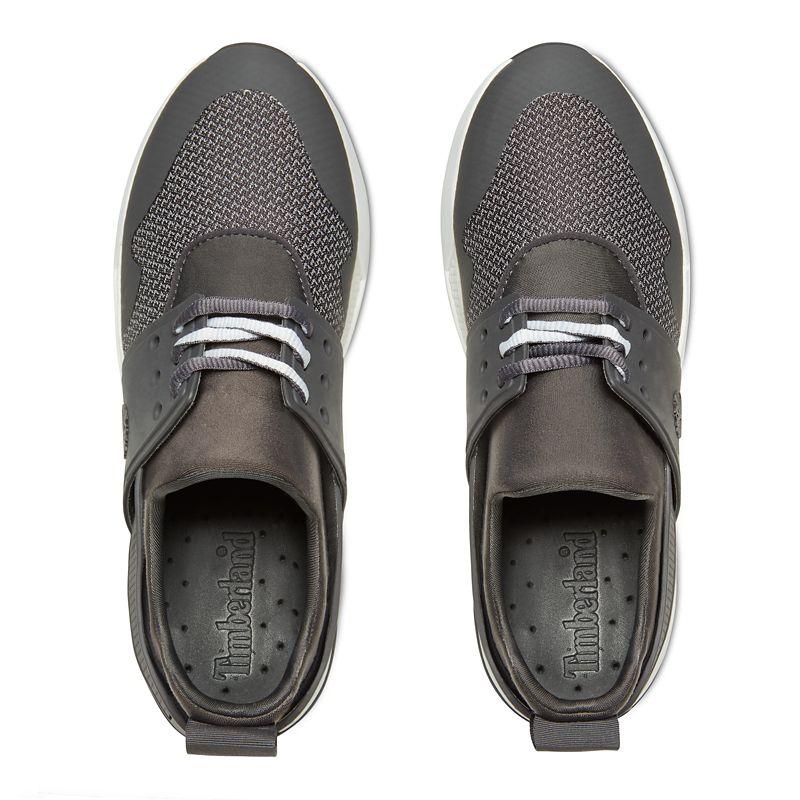 Timberland - kiri up strick-sneaker - 5