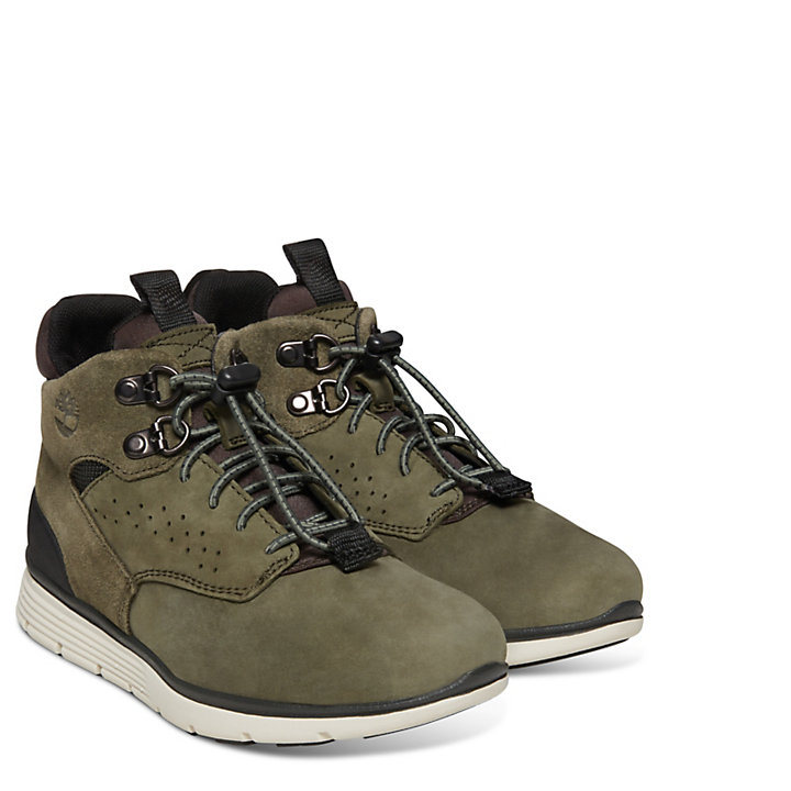 Killington Hiker Chukka for Youth in Green-