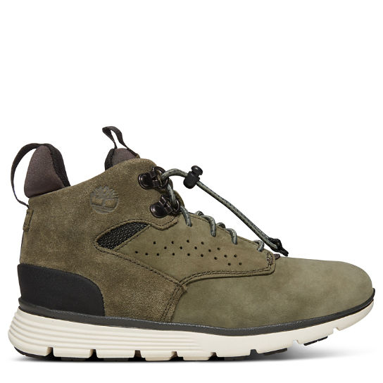 Killington Hiker Chukka for Youth in Green | Timberland