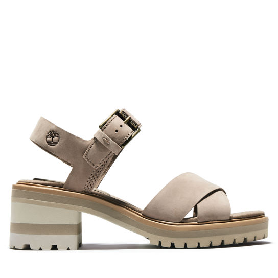 Violet Marsh Sandal for Women in Taupe | Timberland