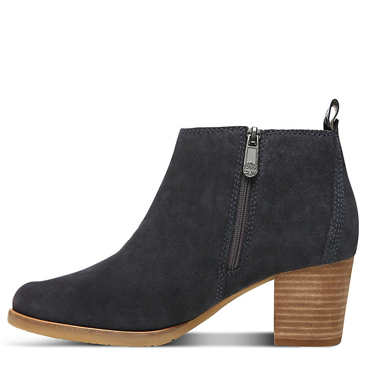 Eleonor Street Ankle Boot for Women in Navy-