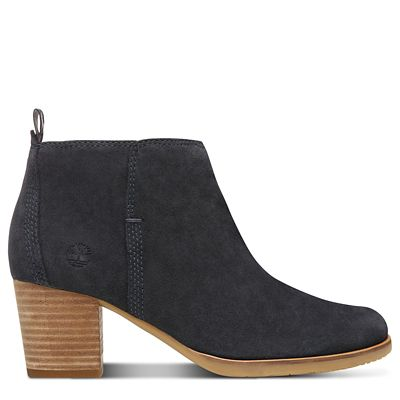 Eleonor+Street+Ankle+Boot+for+Women+in+Navy