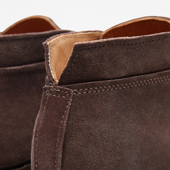 American Craft Chukka for Men in Dark Brown-