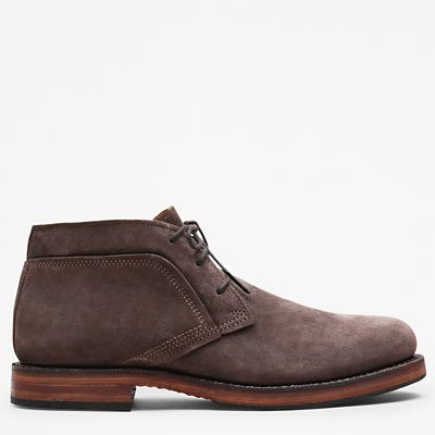 American+Craft+Chukka+Boot+voor+Heren+in+Donkerbruin