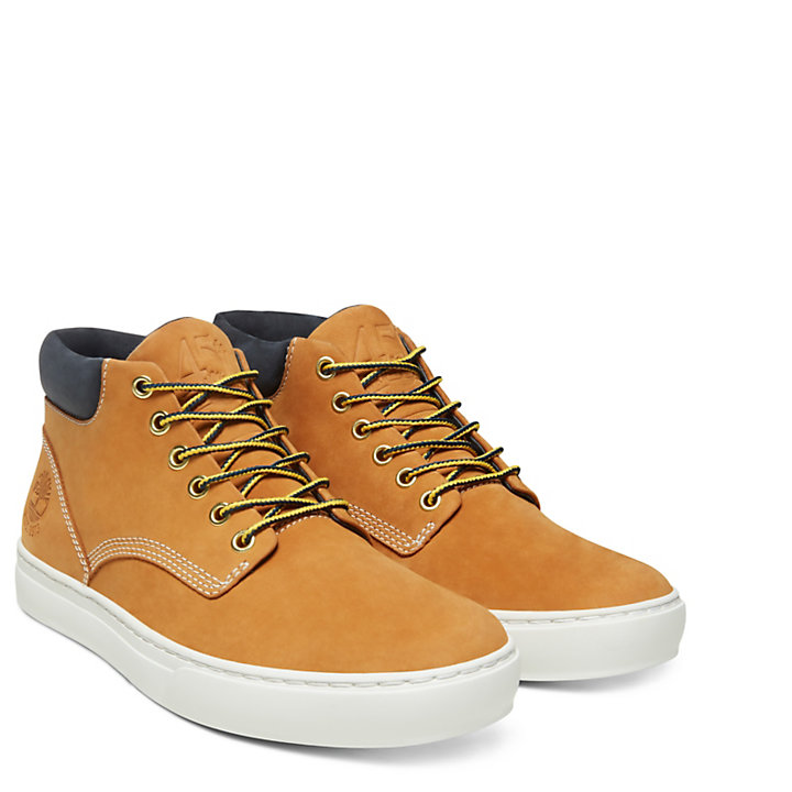 Herren 45th Anniversary Adventure 2.0 Chukkas in Gelb-