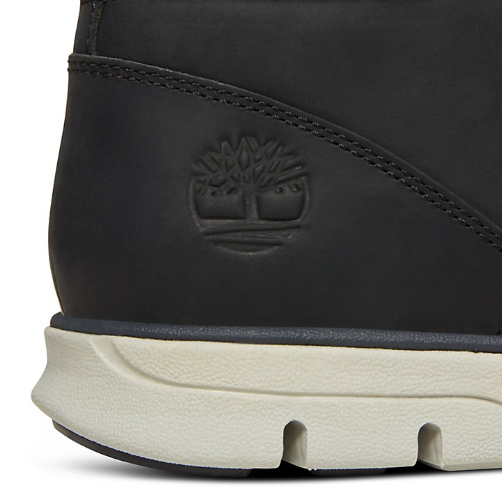 Bradstreet Classic Chukka for Men in Black-