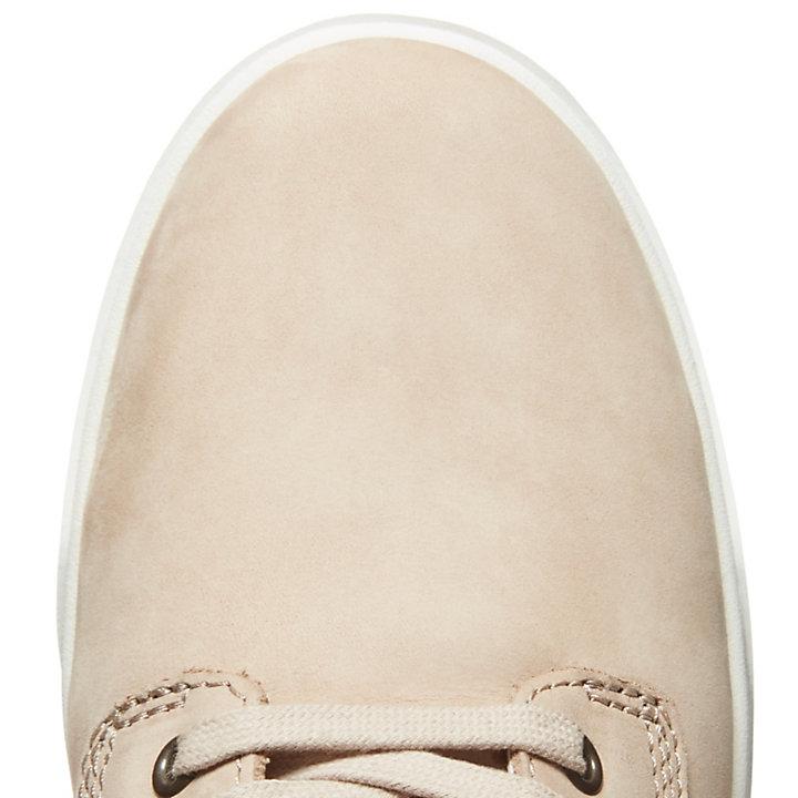 Groveton Leather Chukka Boot Junior Beige-