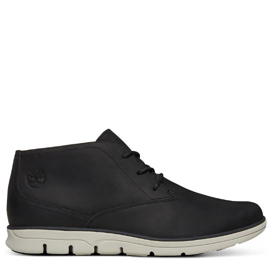 Bradstreet Plain Toe Chukka for Men in Black | Timberland