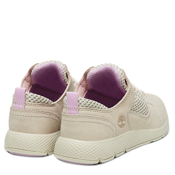 Junior Flyroam Oxford Shoe Beige-