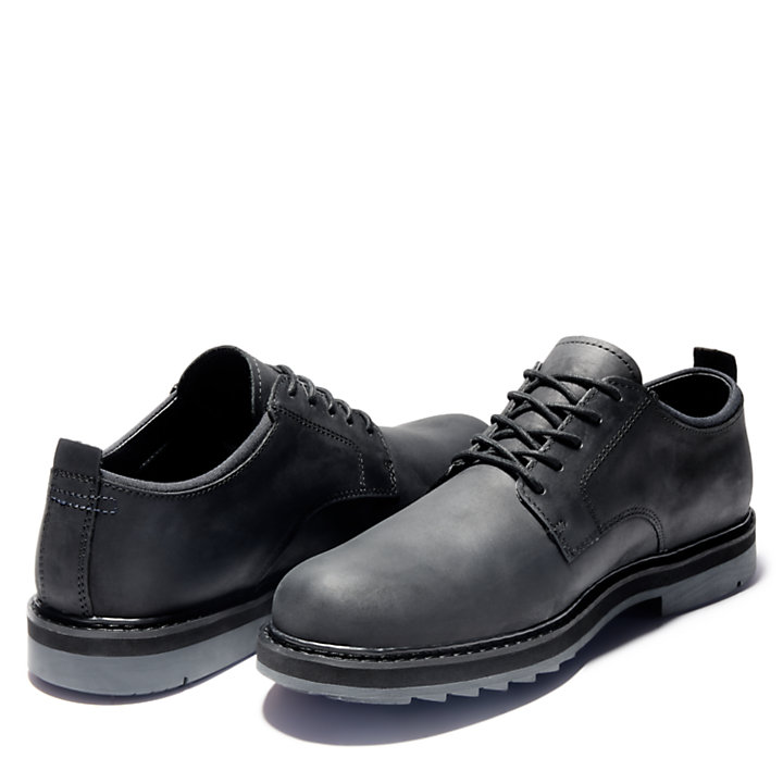Squall Canyon Plain-toe Oxford for Men in Black-