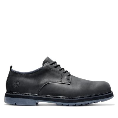 Squall+Canyon+Plain-toe+Oxford+voor+heren+in+zwart