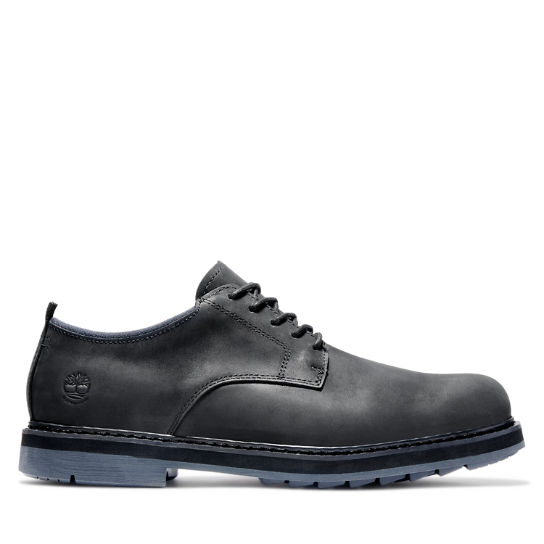 Squall Canyon Plain-toe Oxford for Men in Black | Timberland