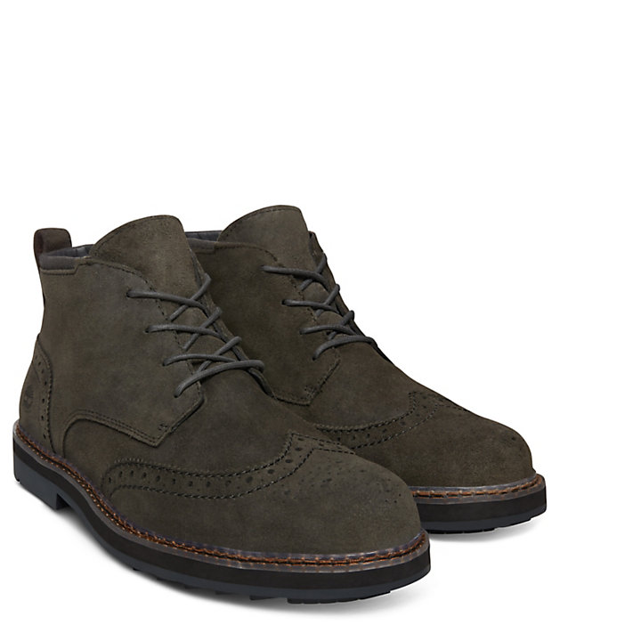 Squall Canyon Chukka for Men in Grey-