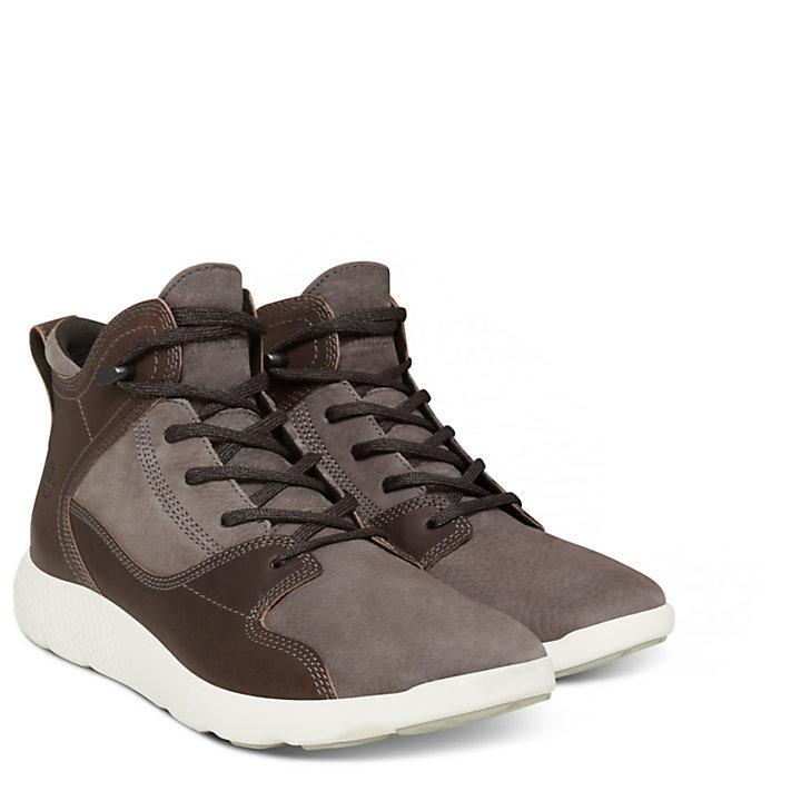 Men's Flyroam Hiker Boot Stone Grey-