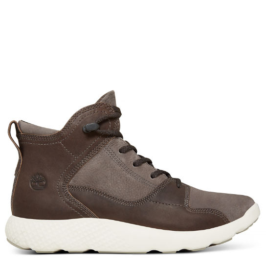 Men's Flyroam Hiker Boot Stone Grey | Timberland