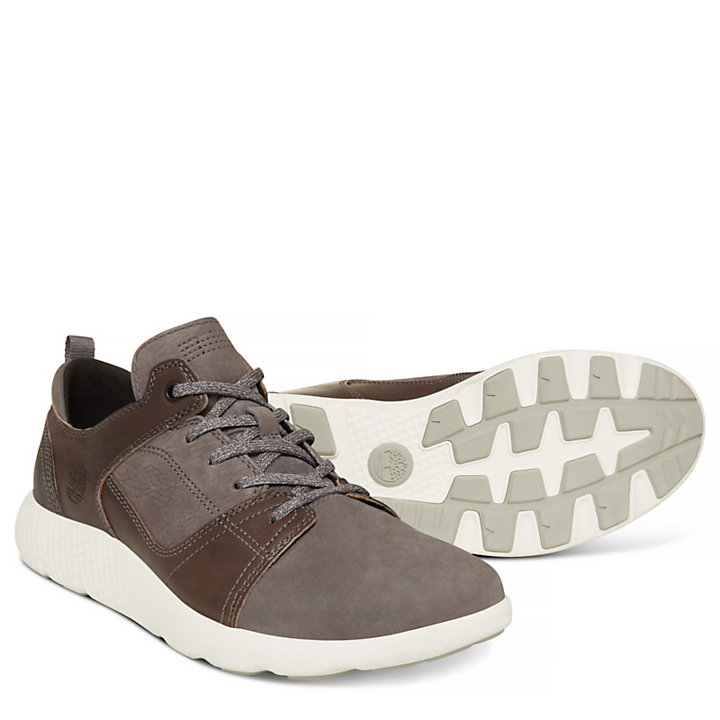 Men's Flyroam Oxford Shoe Slate Grey-