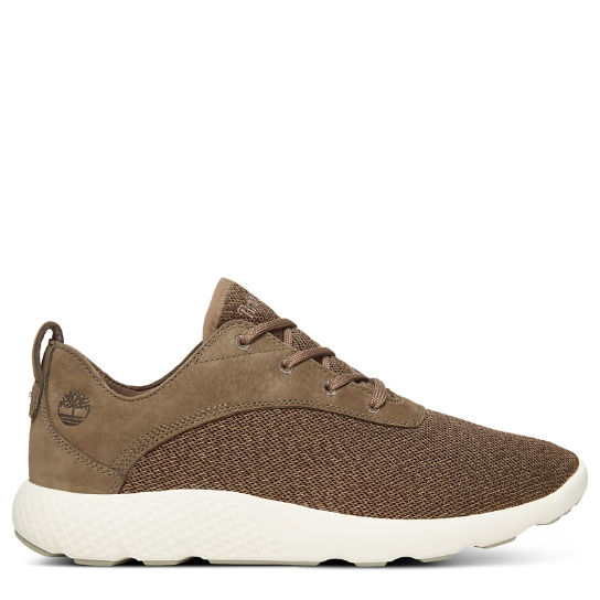 Men's Flyroam Oxford Shoe Greige | Timberland
