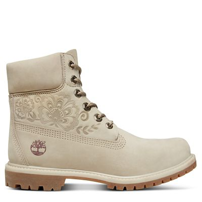 Icon+6+Inch+Premium+Boot+for+Women+in+Beige