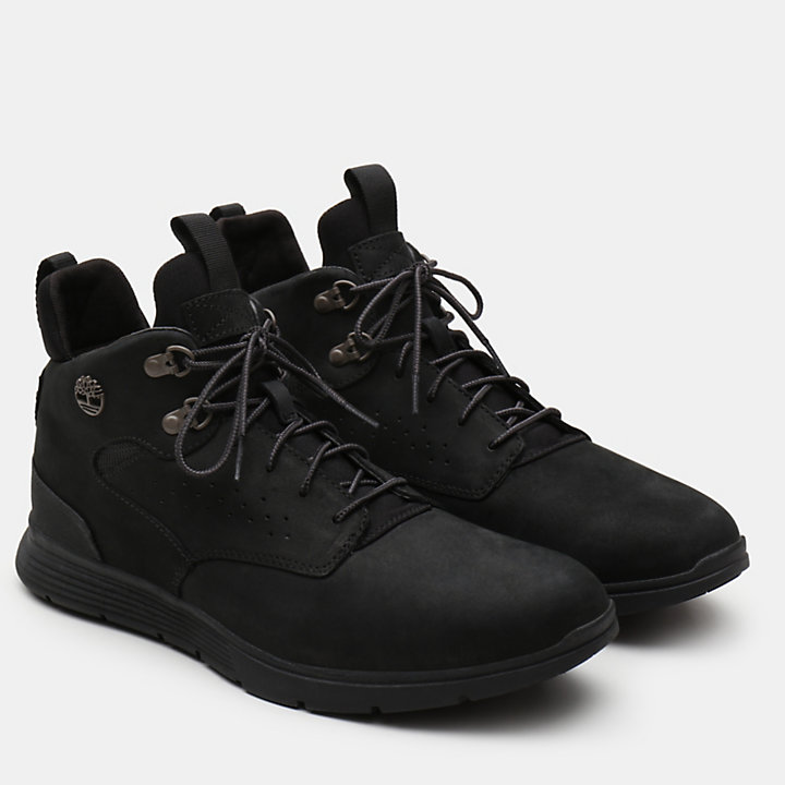 Killington Hiker Chukka in Black Monochrome-