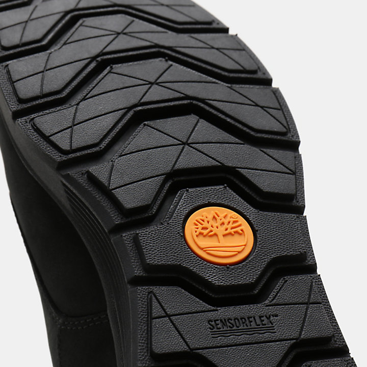 Chukka da Trekking Killington in colore nero monocromatico-