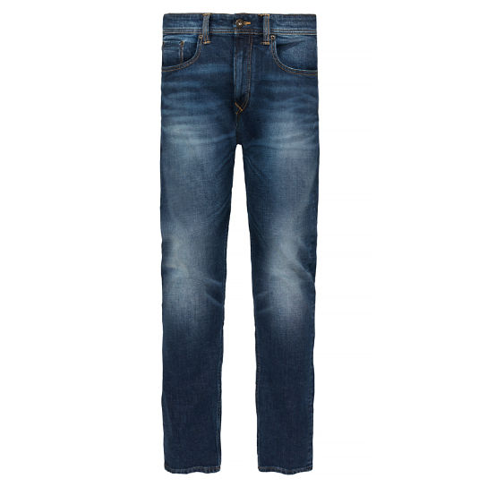 Profile Lake Tapered Jeans Uomo Indaco | Timberland