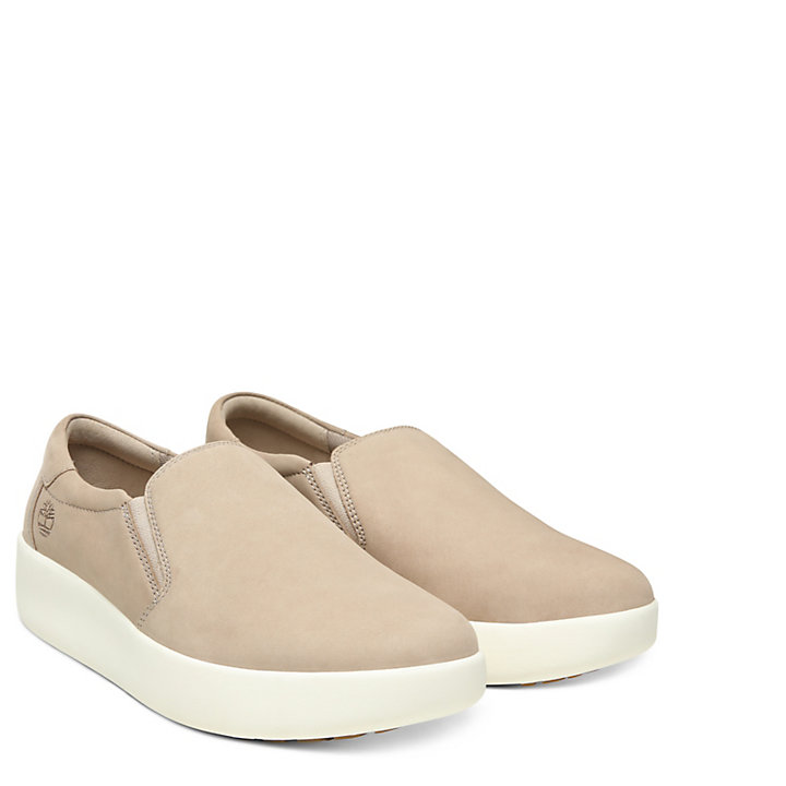 Berlin Park Slip-On für Damen in Taupe-