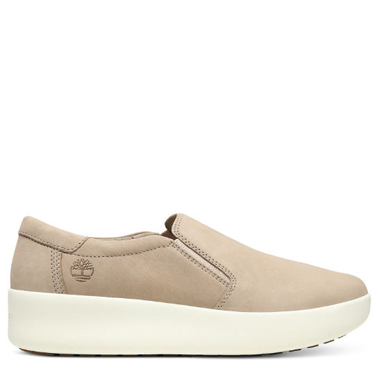 Berlin Park Slip-On für Damen in Taupe | Timberland