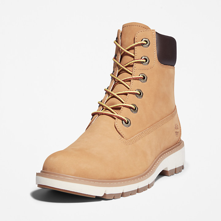 Lucia Way 6 Inch Boot for Women in Yellow-