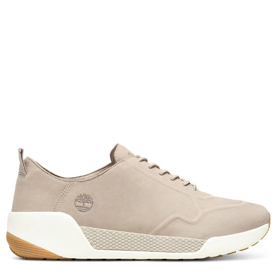 Kiri Up Leather Oxford for Women in Taupe | Timberland
