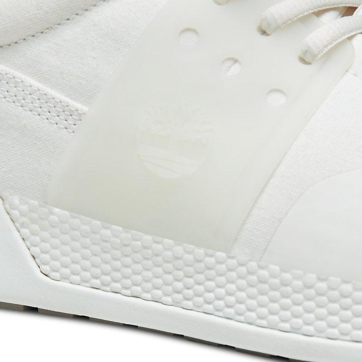 Kiri Up Fabric Oxford voor Dames in Wit-