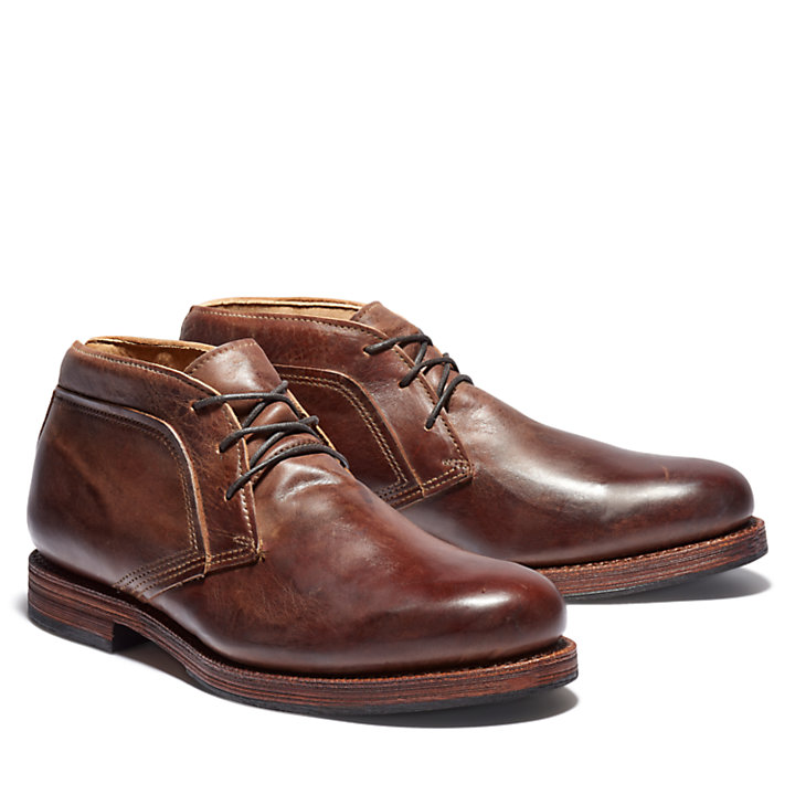 American Craft Chukka Boot for Men in Brown-