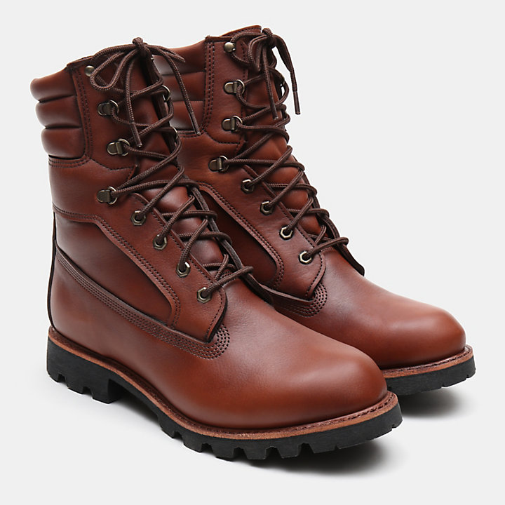 American Craft 8-Inch Boot  for Men in Brown-