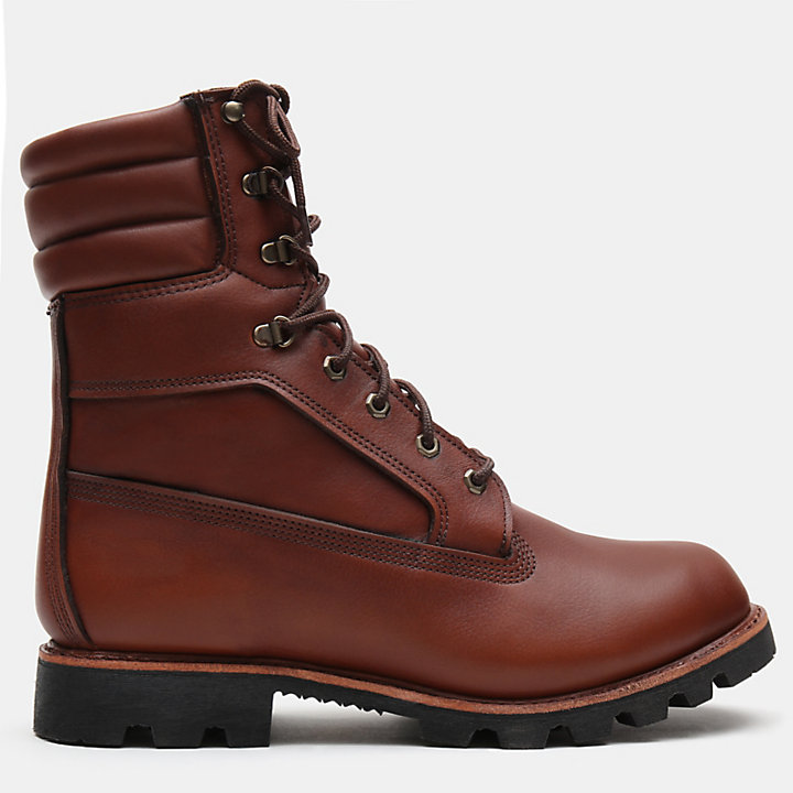 Bottine Craft 8 Inch American pour homme en marron