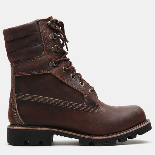 American Craft 8 Inch Boot  for Men in Dark Brown | Timberland