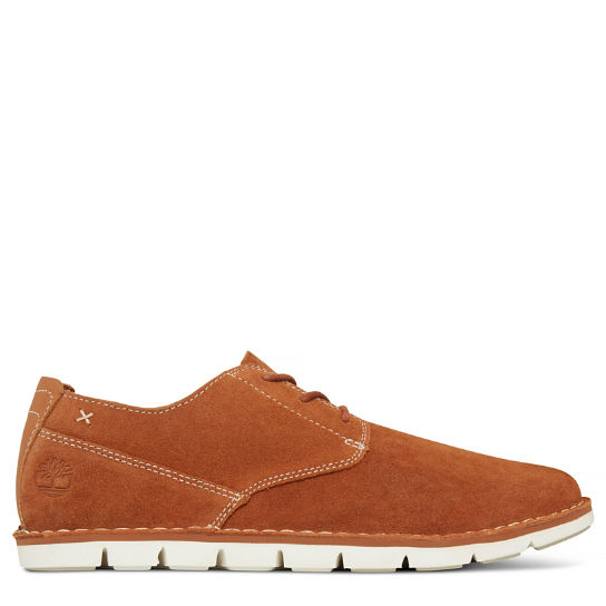 Tidelands Suede Oxford Shoes Hombre | Timberland
