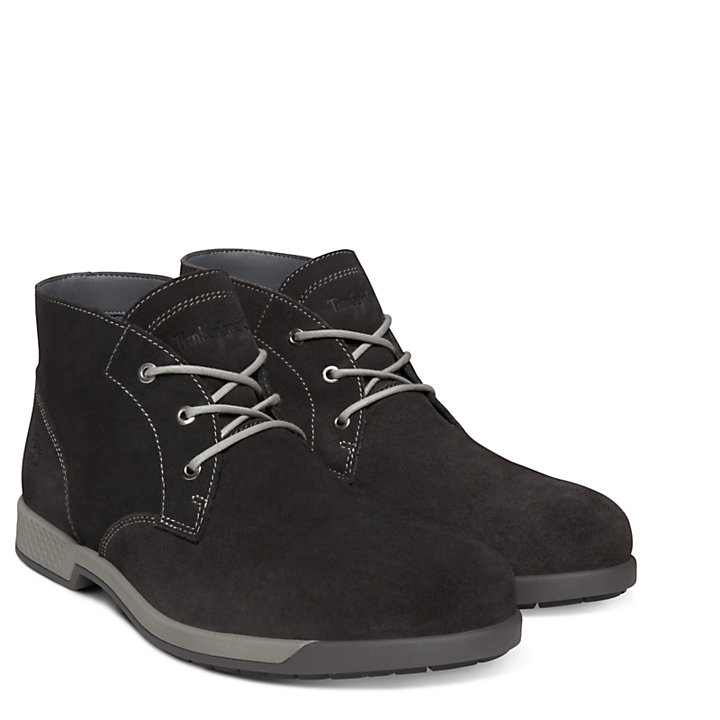 City's Edge Chukka Herrenschuhe in Grau