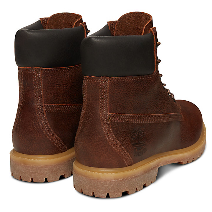 45th Anniversary 6 Inch Boot for Women in Brown-