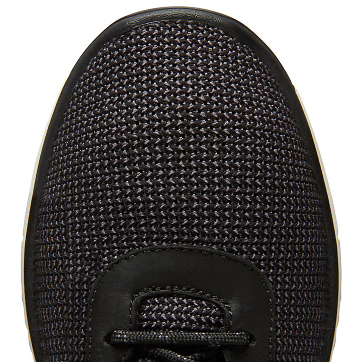 Altimeter Oxford for Men in Black-