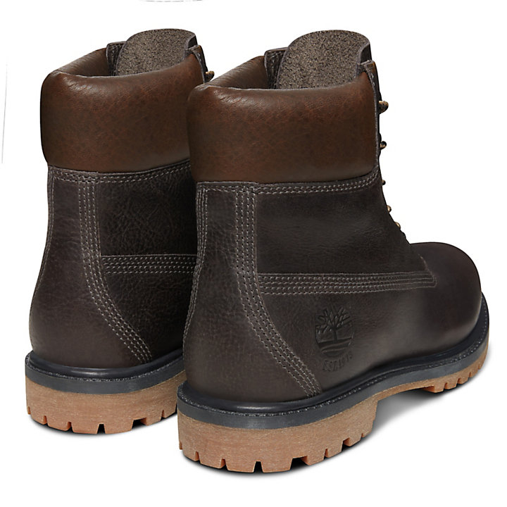 45th Anniversary 6 Inch Boot for Women in Dark Grey-