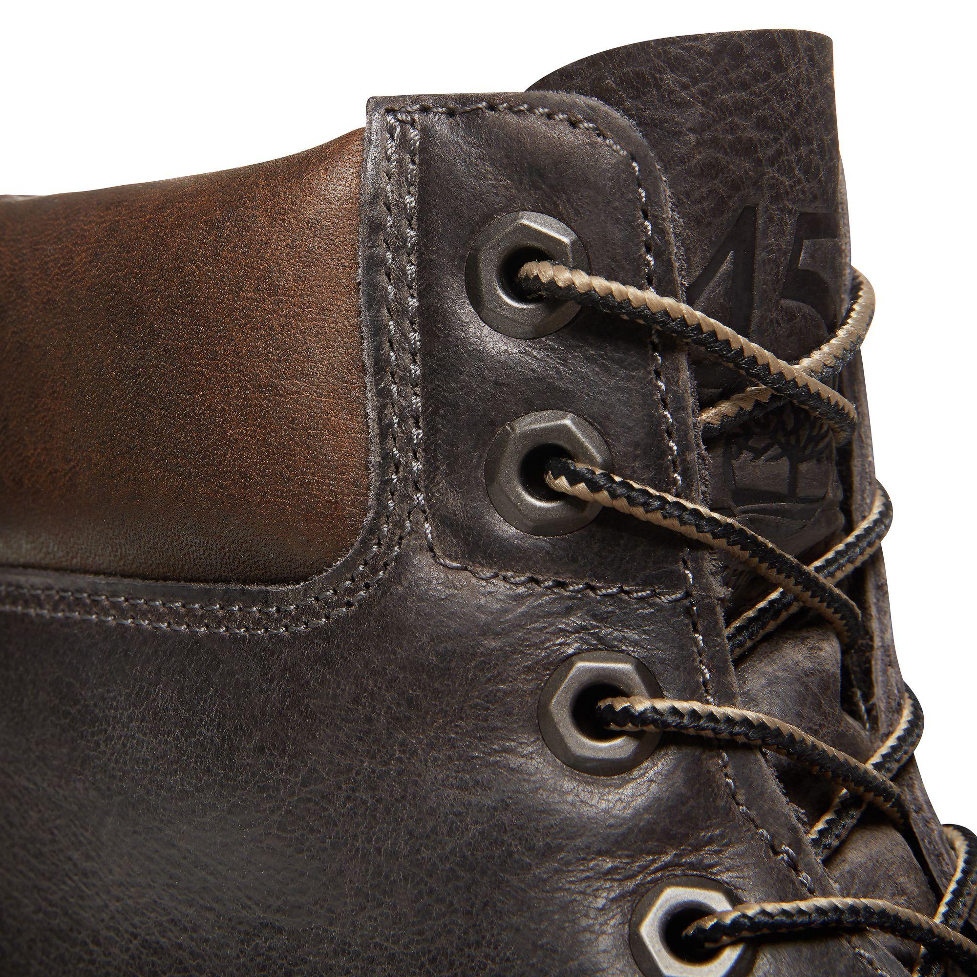 45th Anniversary 6 Inch Boot for Women in Dark Grey