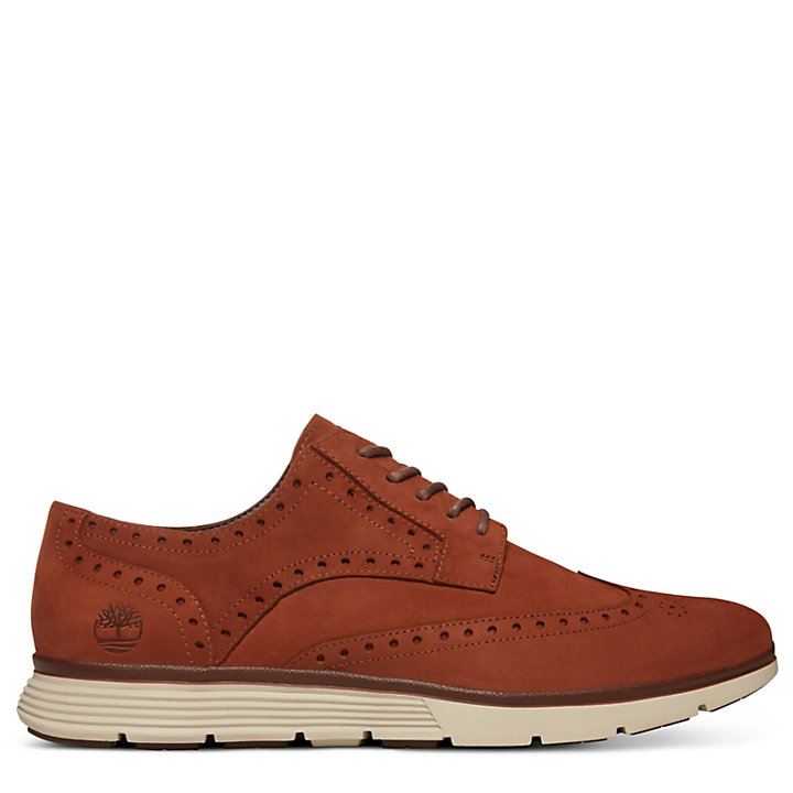 Franklin Park Brogue Oxford for Men in Brown-